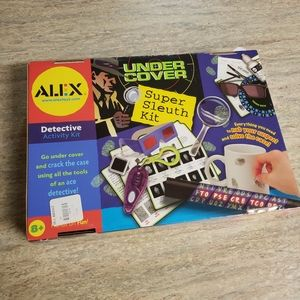 Alex toys- Under Cover Super sleuth kit